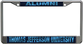Alumni License Plate Frame (SKU 1001406637)