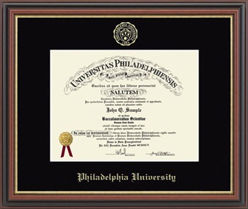 Diploma Frame Embossed Edition In Regency