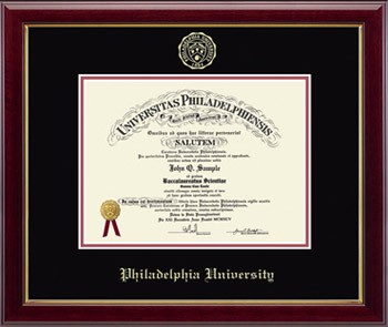 Diploma Frame Embossed Edition In Gallery