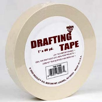 "Drafting Tape 1"" X 60Yd"