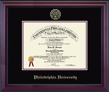Diploma Frame Embossed Edition In Cambridge