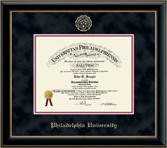 Diploma Frame Embossed Edition Onyx Gold (SKU 1020404732)