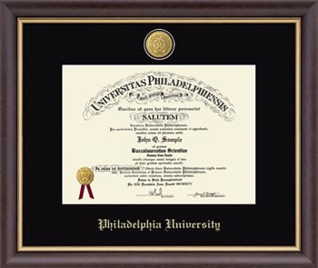 Diploma Frame 23K Edition Hampshire