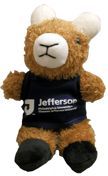 Jefferson Ram Plush