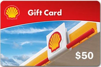 Shell Gift Card $50