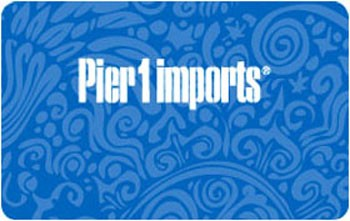 Pier 1 Imports Gift Card $25