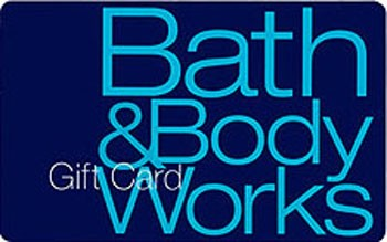 Bath & Body Works Gift Card $25