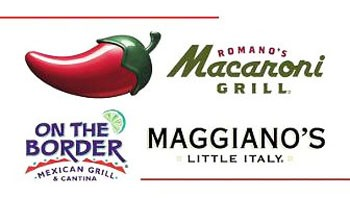 Macaroni Grill & Maggiano's Gift Card $25