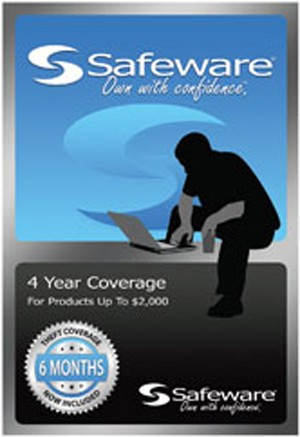 Safeware 4Yr Warranty Up To $2000