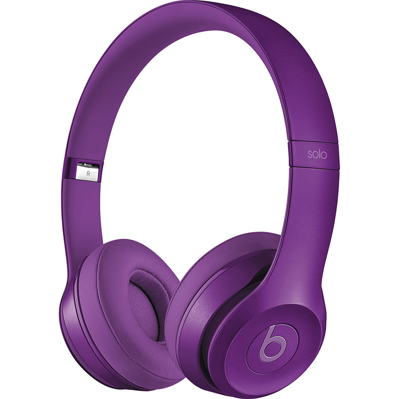 Beats Solo2 Wired Headphones Royal Edition