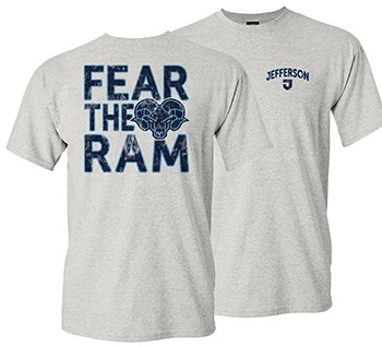 Fear The Ram Tee