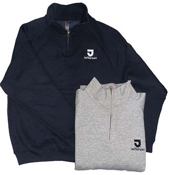 Benchmark 1/4 Zip Sweatshirt
