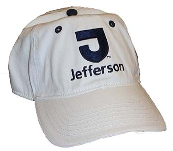 Jefferson Nexus Redux White Cap
