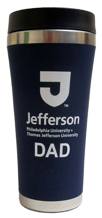 Travel Mug 16Oz Dad Satin Finish