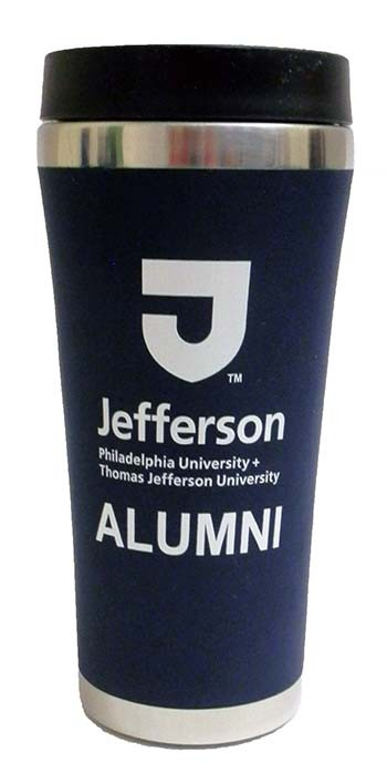 Alumni Travel Mug 16Oz Satin Finish