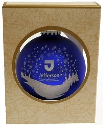 Jefferson Royal Scene Ornament