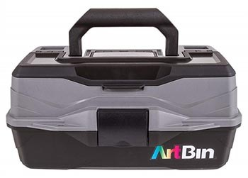 Art Bin Supply Toolbox