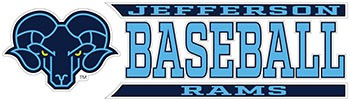 Decal Jefferson Baseball