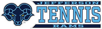 Decal Jefferson Tennis