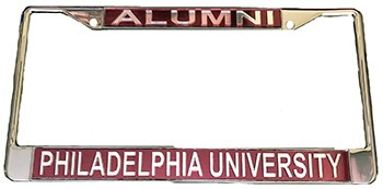 Philau Alumni License Plate Frame