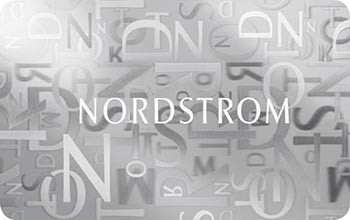 Nordstrom Gift Card $25