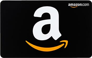 Amazon Gift Card $25 (SKU 1048984025)
