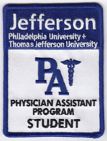 Replacement Physician Assistant Patch