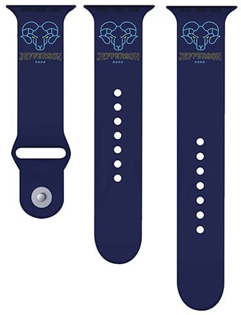 Apple Watch Band Rams 38Mm & 40Mm Blue