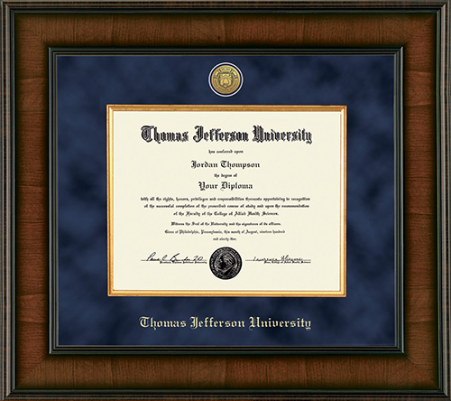 Jefferson Masters/Phd Presidential Madison B Diploma Frame (SKU 104958726)