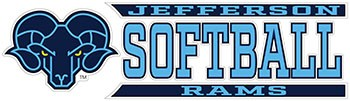 Decal Jefferson Softball
