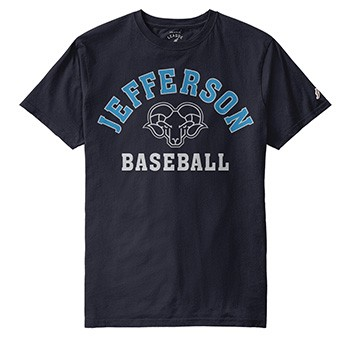 Jefferson Sports Tee Baseball