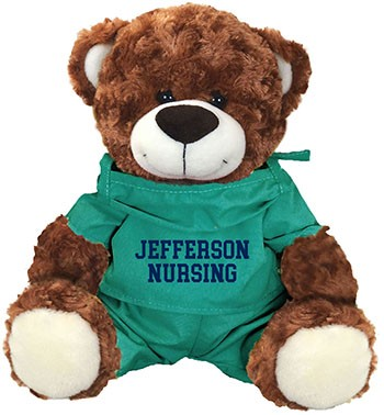 Nursing Scrubs Bear Bella