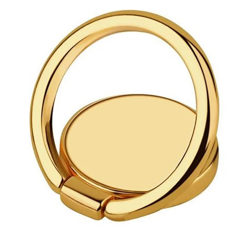 Idecoz Phone Grip Ring & Stand Gold