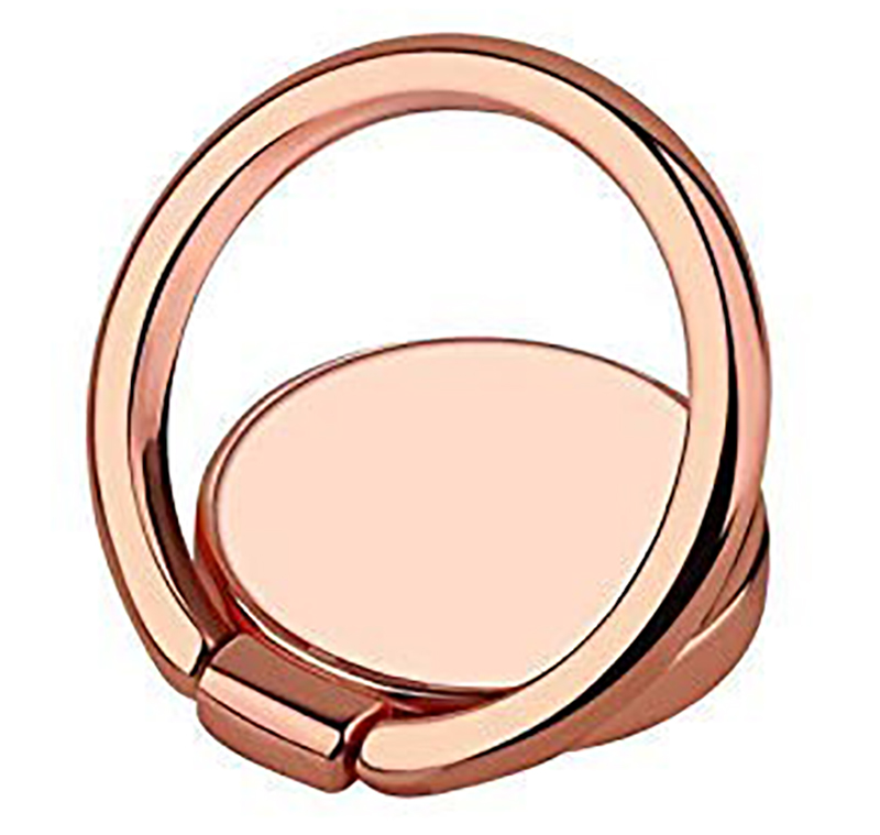 Idecoz Phone Grip Ring & Stand Rose Gold