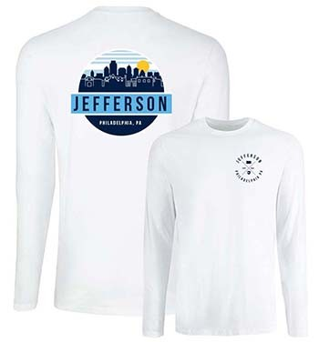 Ultimate Scenic Circle Long Sleeve Tee