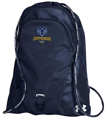 Ua Undeniable Sackpack Navy