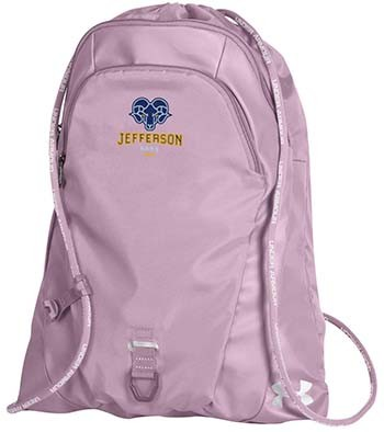 Ua Undeniable Sackpack Pink