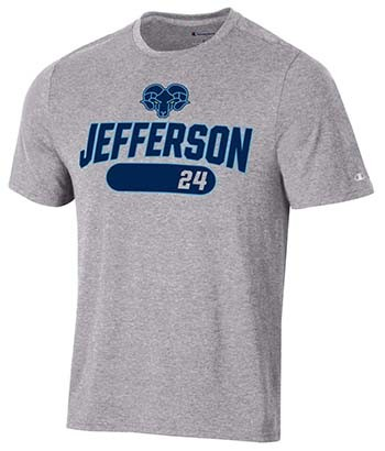 Jefferson '24 Rams Ss Tee