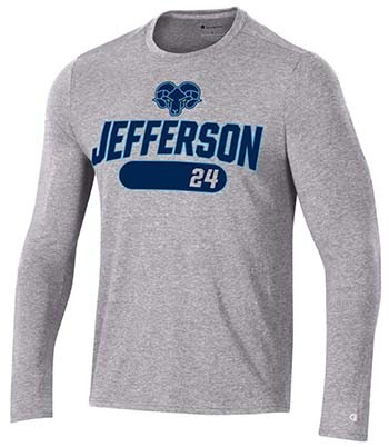Jefferson '24 Rams Ls Tee