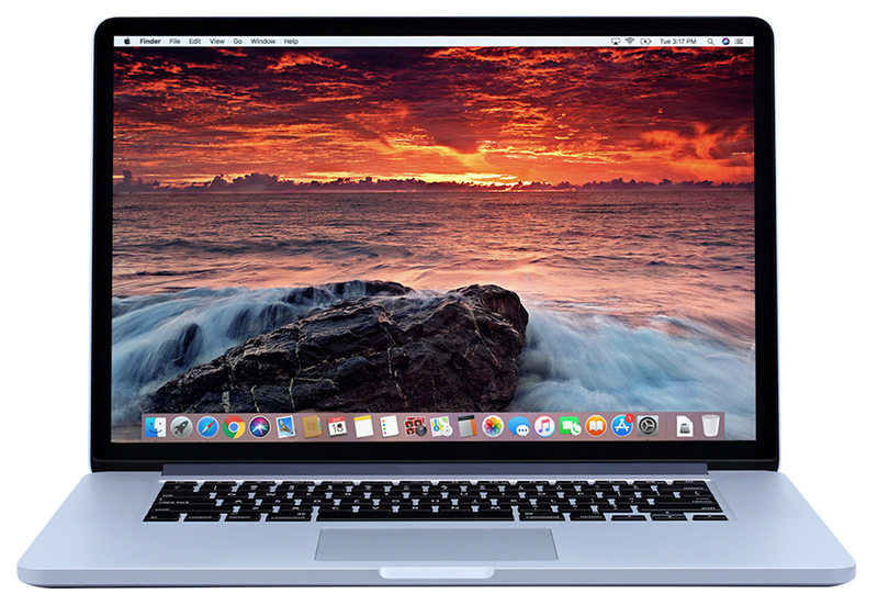 "2019 Macbook Pro 15.4"" 16Gb/256Gb"