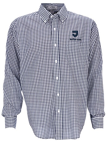 Easy Care Gingham Check Shirt