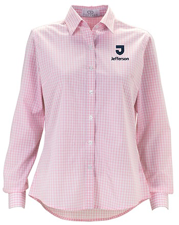 Women's Easy Care Gingham Check Shirt
