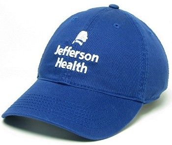 Jefferson Health Cap Royal Blue