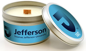 Candle Jefferson 5.8Oz Lemon Cookie
