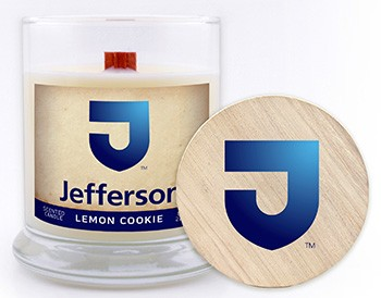 Candle Jefferson 8Oz Lemon Cookie