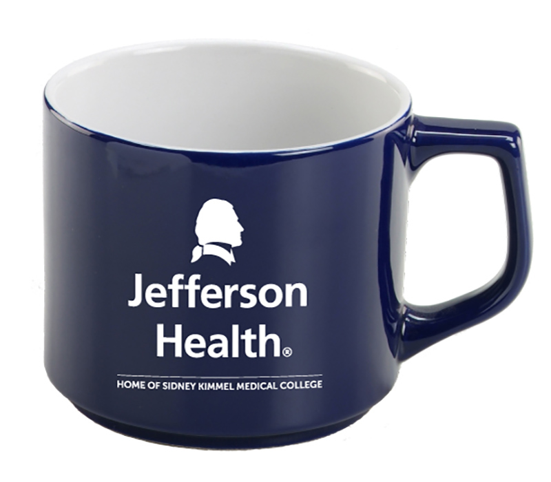 Ceramic Mug 16Oz Jefferson Health