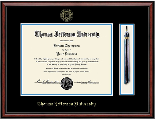 Jefferson Masters/Phd Southport Diploma Frame (SKU 105731676)