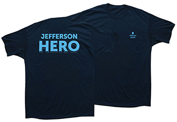 Jefferson Hero Tee Shirt (SKU 105816503)